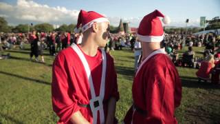 Action Men - Secret Santas | Jono and Ben at Ten