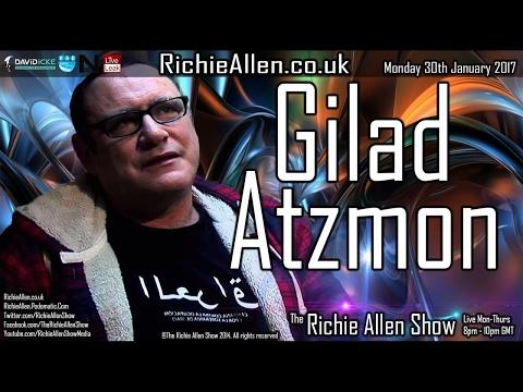 Gilad Atzmon On  Antisemitism Charities Targeting David Icke & The Meaning Of Jewish Identity