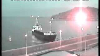 Ship Runs Aground At Spanish Port
