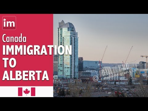 Immigration to Alberta | Immigrants to Canada