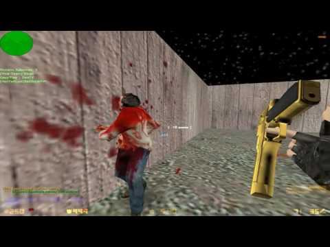 Counter-strike 1.6 зомби сервер №46