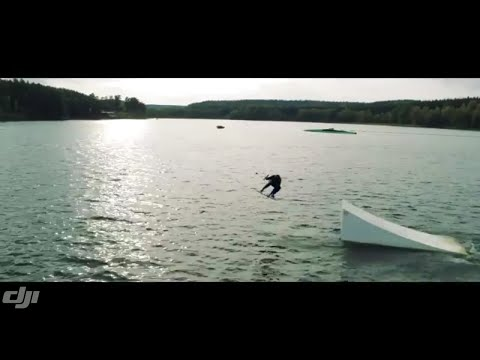 DJI – Wake boarding session in Sweden