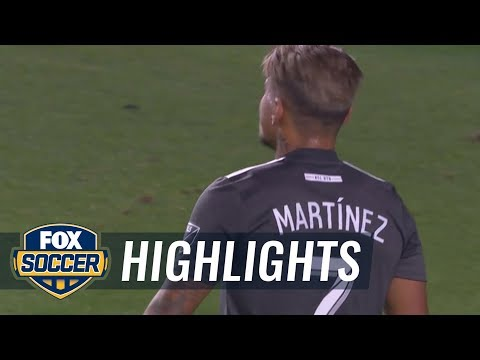 LA Galaxy vs. Atlanta United FC | 2018 MLS Highlights
