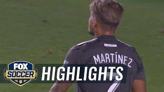 LA Galaxy vs. Atlanta United FC | 2018 MLS Highlights