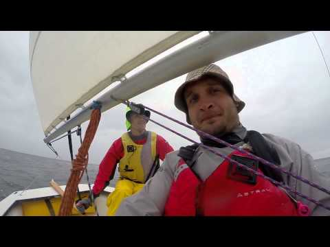 GoPro 3+ HD: Sailing around Long Island in a Bluejay