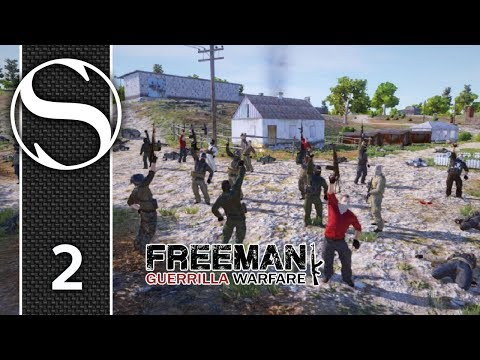 #2 Wrecking Fools - Freeman Guerrilla Warfare - Greeman Guerrilla Warfare Gameplay