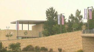 U.S. Embassy to open in Jerusalem soon