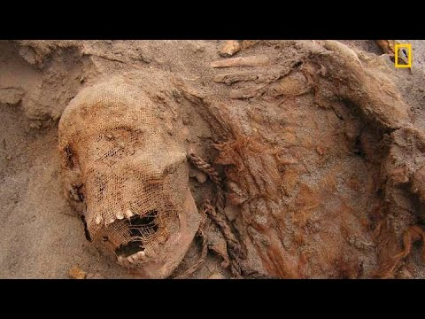 Mass Grave Of Child Human Sacrifice Victims Found In Peru