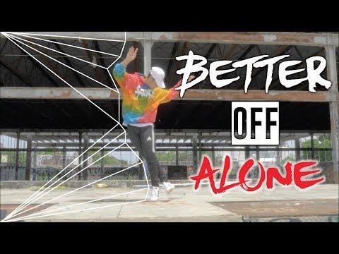 BETTER OFF ALONE CHALLENGE!!! | IG Dance Video @justmaiko @shmateo_ @ogleoo