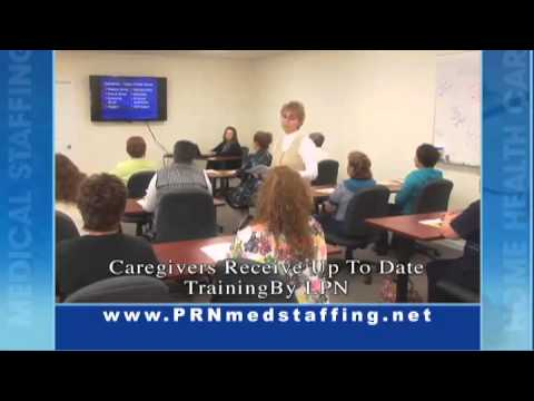 PRN Medical Staffing 2014