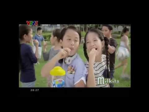 Clip quảng cáo kẹo sửa Mikita mới nhất 2014