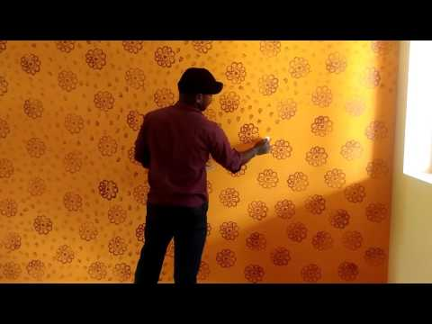 Asian paint new wall passion design..
