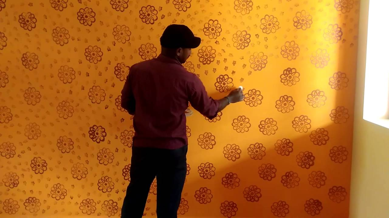Asian paint new wall passion design YouTube