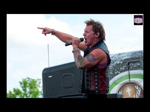 BackstageAxxess interviews Chris Jericho.