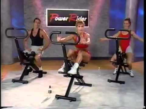 Power Rider Advanced Resistance Exercises with Cameo Kneuer (1995)