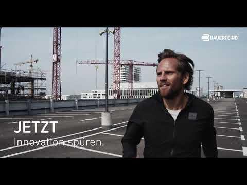 Bauerfeind now GenuTrain campaign trailer