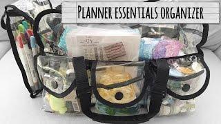Planner Essentials Organizer