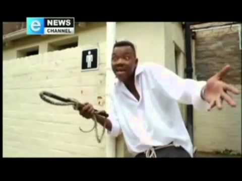 south africa's funniest man