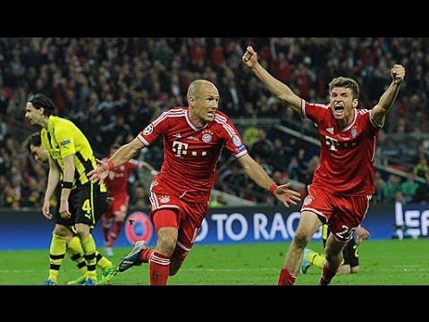 champions league finale bayern dortmund