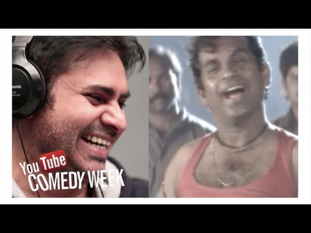 Youtube Comedy Week Special - Pawan Kalyan's Kaatam Rayudu Song