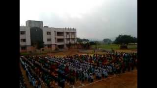 Prayer Song at Omega Lalaji School ~ India