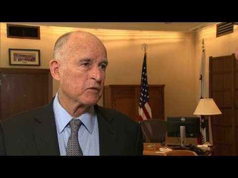 Gov. Brown: No substitute for experience