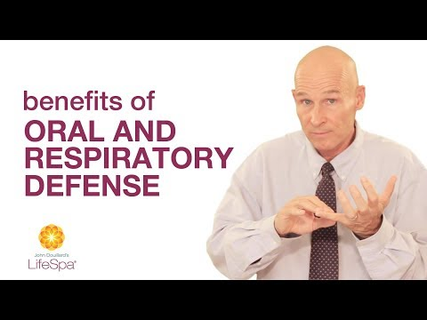 Benefits of Oral and Respiratory Defense | John Douillard's LifeSpa from YouTube · Duration:  2 minutes 16 seconds