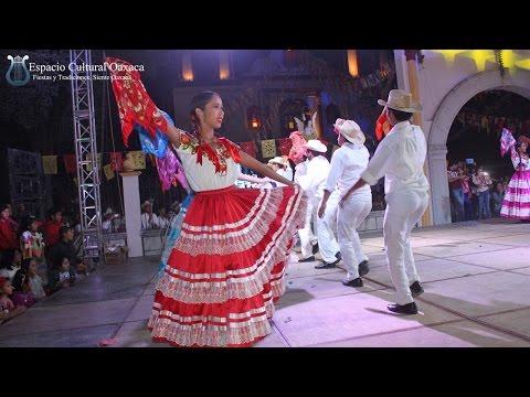Guelaguetza 2016 Santiago Pinotepa Nacional Sones y Chilenas San Sebastian Tutla