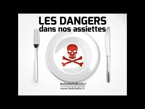 Les dangers dans nos assiettes