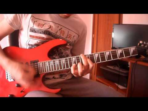 Ephemeral - Insomnium (Guitar Cover)