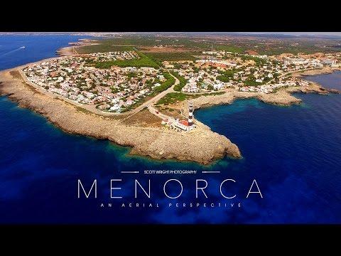 Menorca: An Aerial Perspective (4k)