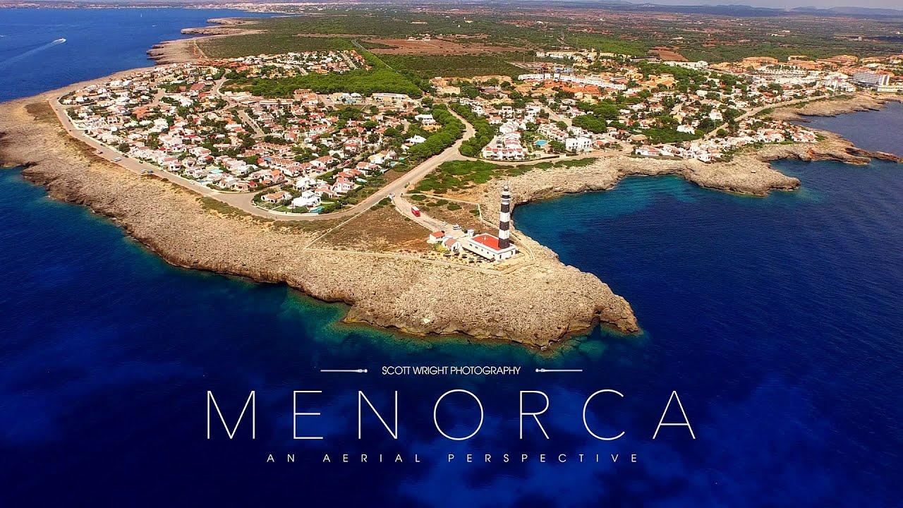 Menorca an aerial perspective 4k youtube - Transportes menorca ...