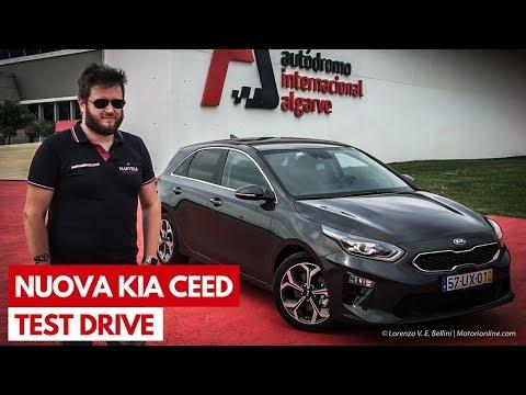 Nuova Kia Ceed | Test Drive in Anteprima della segmento C coreana