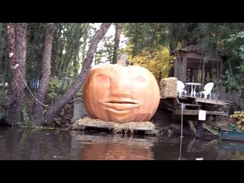Irascible Pumpkin longer video Rancocas Creek