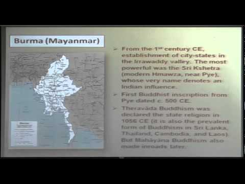 Lecture-06-India's Interface with the Eastern World- IIT Kanpur