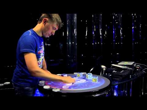 "Astero - Reactable live (Kylie Minogue ""Can't Get You Out Of My Head"")"