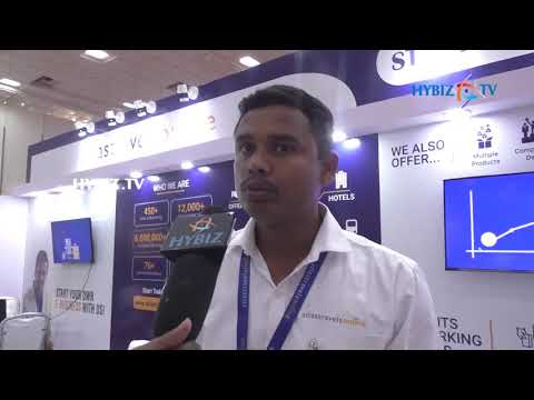Travel and Tourism Fair (TTF) Chennai 2018 at Chennai Trade Center || Siva Kumar