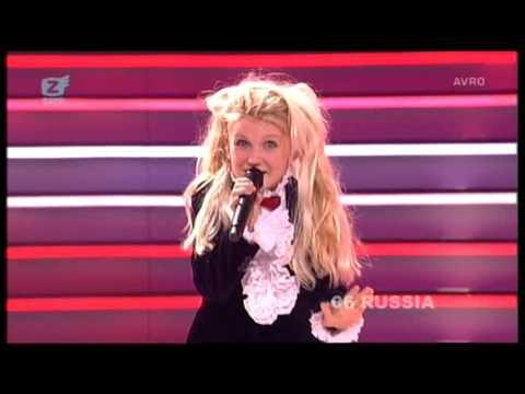 Junior Eurovision 2007: Alexandra Golovchenko - Otlichnitsa (Russia)