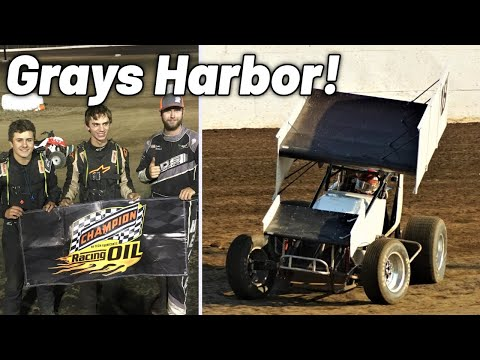 My First Time at Grays Harbor Raceway! (Night 5)