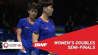 Download Video SF | WD | FUKUSHIMA/HIROTA (JPN) [1] vs DU/LI (CHN) [8] | BWF 2019 MP3 3GP MP4