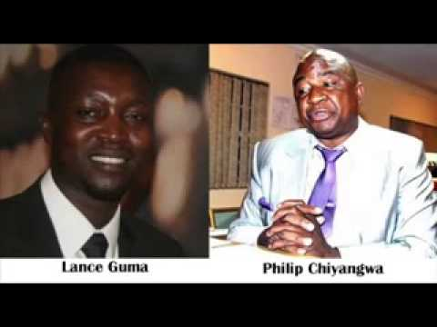 Chiyangwa vs Lance Guma