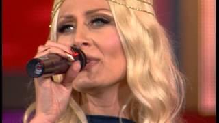 Sladjana Mandic - Ne dam bolu da me slomi - (Live) - ZG 2012/2013 - 22.12.2012. EM 15.