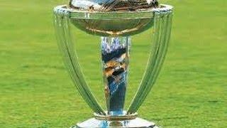 ICC World Cup 2015 schedule