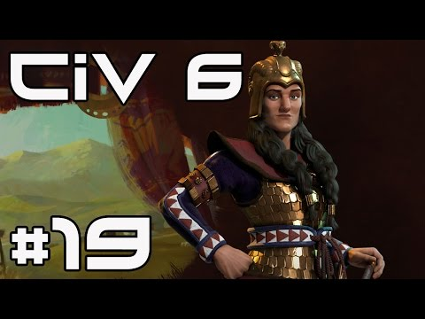 Civilization 6 Multiplayer - Nuclear Apocalypse! #19 (Final)