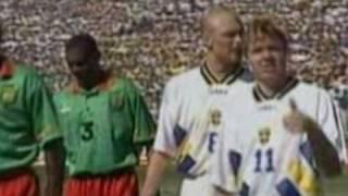 Sweden in gloryland 1994