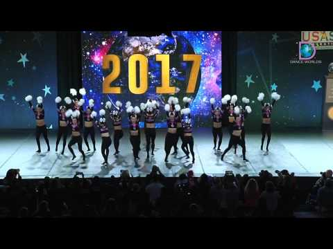 Music City All Stars - Senior Pom [2017 Senior Large Pom Semis]