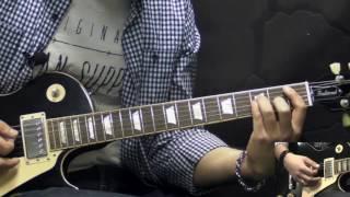 Prince - Purple Rain - Rock Guitar Lesson (w/Tabs, Buy Solo Lesson)