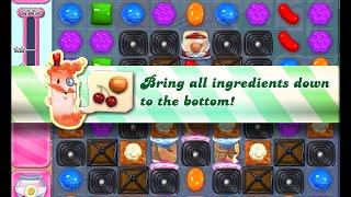 Candy Crush Saga Level 1283 walkthrough (no boosters)
