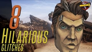 8 Hilarious Glitches in Borderlands 2
