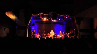 Trail Of Dead - Relative Ways (Live @ Bowery Ballroom 3/29/14)